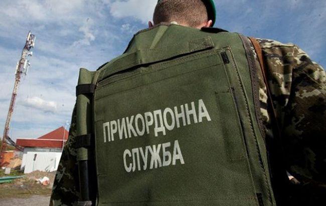 На кордоні з Росією затримали оголошеного в розшук українця