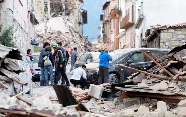 В Італії стався новий землетрус