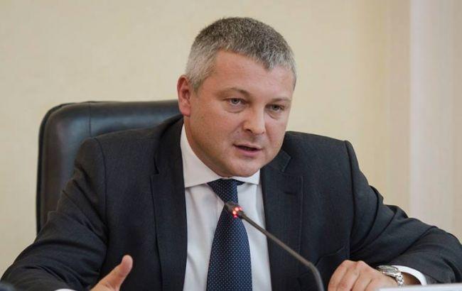 Фото: заступник міністра юстиції Павло Мороз