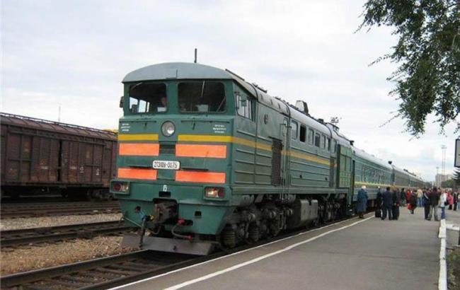 Фото: поезд сбил подростка насмерть