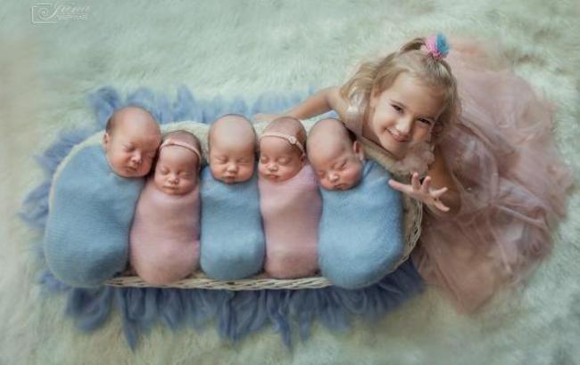 Фото: Фотесессия малышей (osvedomitel.com)