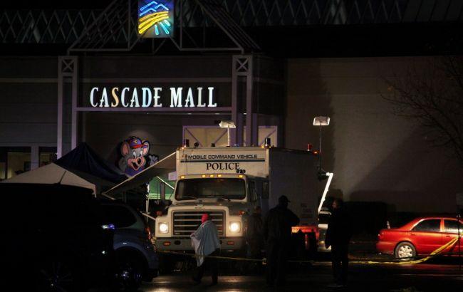 Фото: торговий центр Cascade Mall у Берлінгтоні