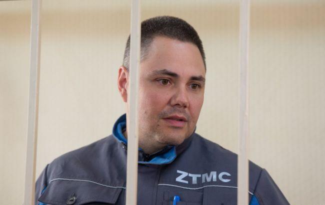 Суд узяв під варту директора заводу Фірташа з можливістю застави