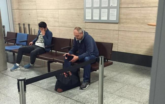 Фото: украинского священника Павла Дученко депортировали из России