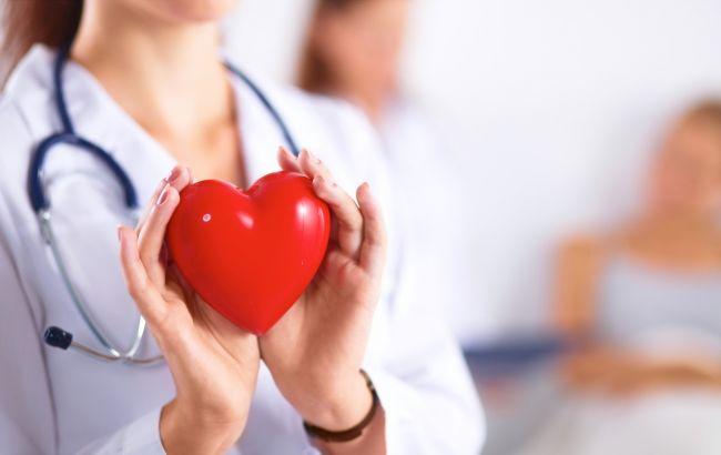 Фото: медики привертають увагу до загрози серцево-судинних захворювань