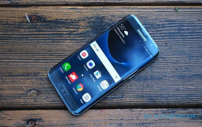 Фото: Samsung Galaxy S7 edge тоже взрываются