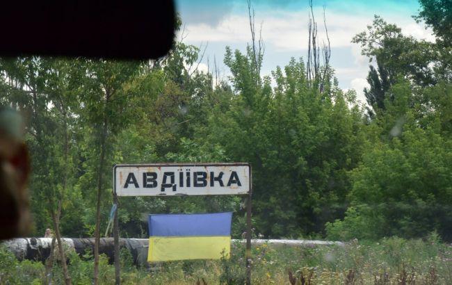 Террористы обстреляли Авдеевку изтанков