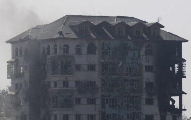 Российская Федерация вновь бомбит Алеппо