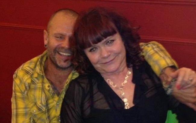 Фото: Марі з чоловіком (medikforum.ru)