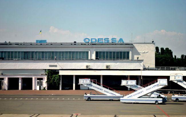 """Фото: международный аэропорт """"Одесса"""""""