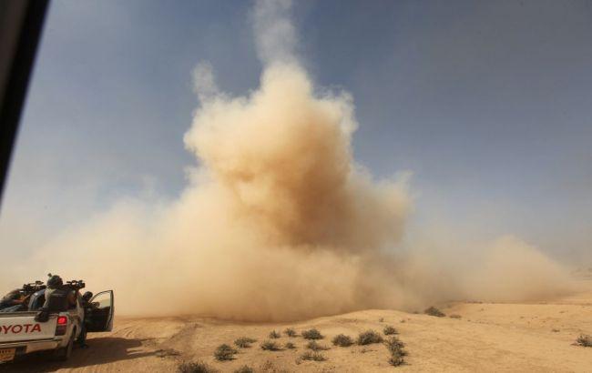 Фото: битва за Мосул