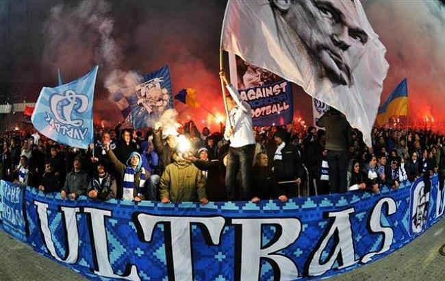 Фанаты сборных Украины и Хорватии договорились о ненападении