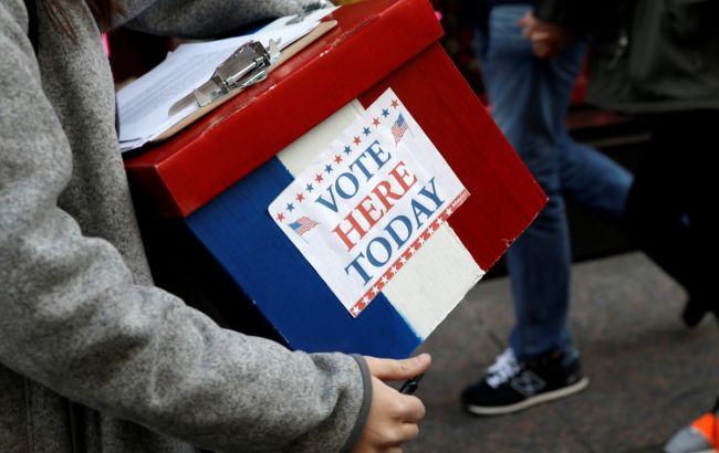 Фото: на восточном побережье США открылись участки для голосования
