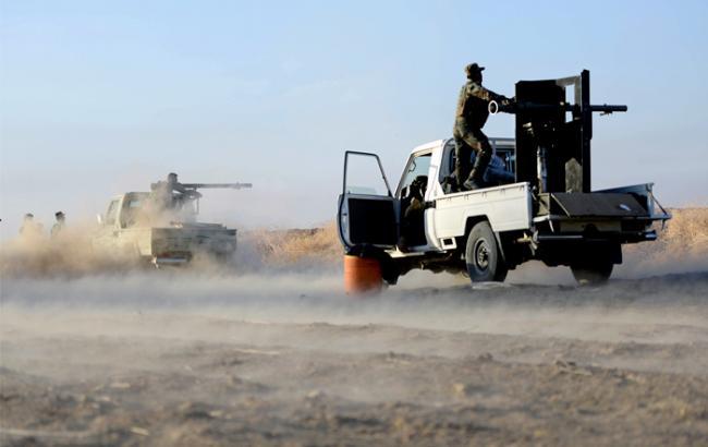 Фото: иракские военные