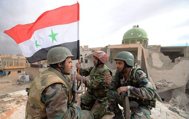 Фото: армія уряду Сирії