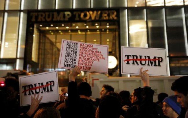 Фото: Американці хочуть втекти від Трампа (shraibikus.com)