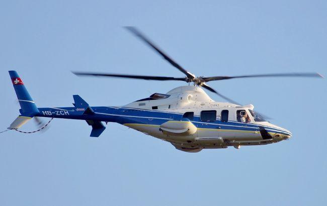 Фото: американский вертолет Bell 430