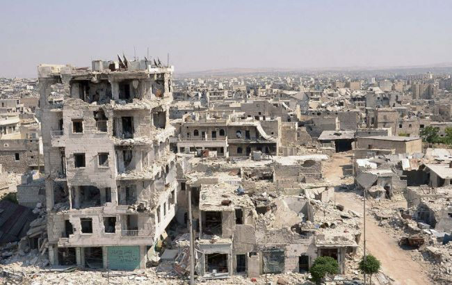 В результаті авіанальоту в Сирії загинули 14 людей