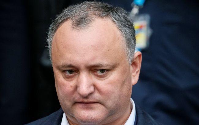 Додон: Приднестровье никогда неполучит статус субъектаРФ