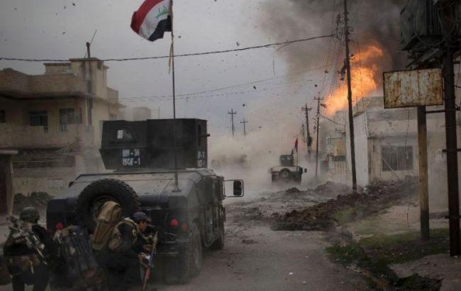 В Мосуле прогремели взрывы на рынке, есть погибшие