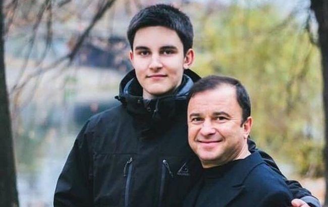 Помер син Віктора Павліка: забрав Господь ангела