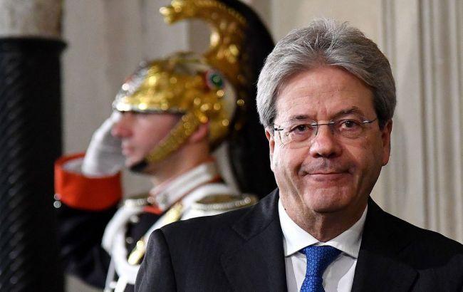 Прем'єр Італії відвідає Росію для зустрічі з Путіним 17 травня
