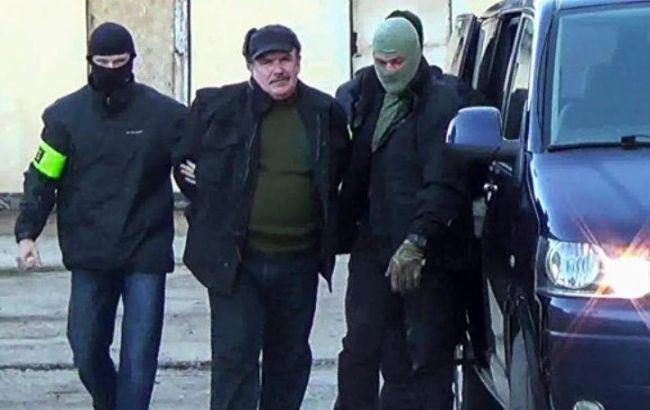 Фото: Пархоменко задержали якобы за шпионаж в польщу Украины