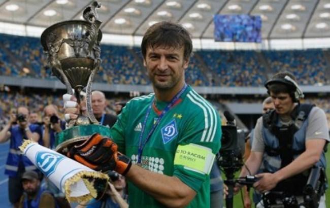 Легендарный украинский футболист отказался от работы в России