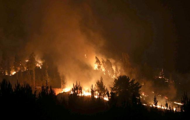 ВКиеве ожидают чрезвычайного уровня пожарной опасности