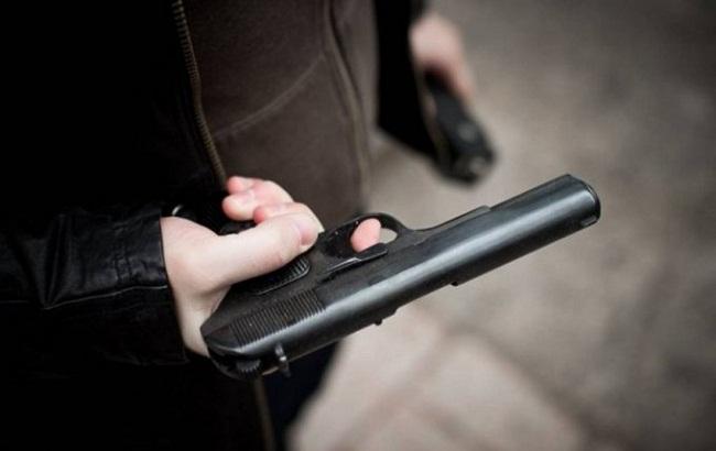 Фото: Вбивство бізнесмена в Києві