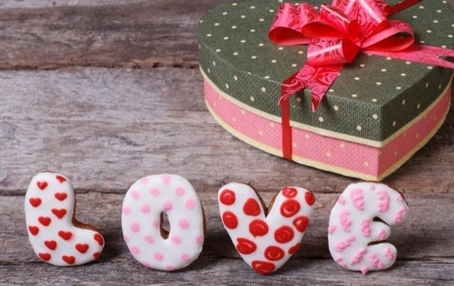 Фото: Подарунок на 14 лютого (abinform.ru)