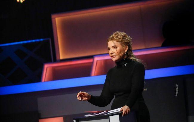 Тимошенко: Украине нужен новый Кабмин, который направит страну к восстановлению