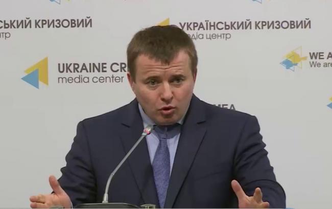 Киев хочет закачать 2 млрд кубометров российского газа к концу сентября