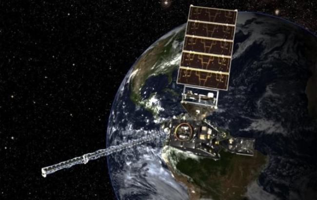 NASA опублікувало фото блискавки, які зробив погодний супутник