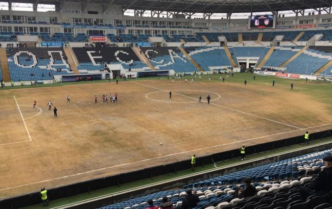 """Фото: стадион """"Черноморец"""""""