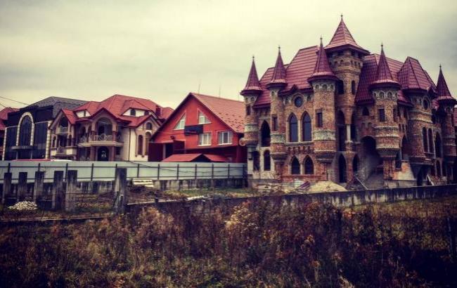 Фото: Дома контрабандистов на Закарпатье (facebook.com/tdanylenko)