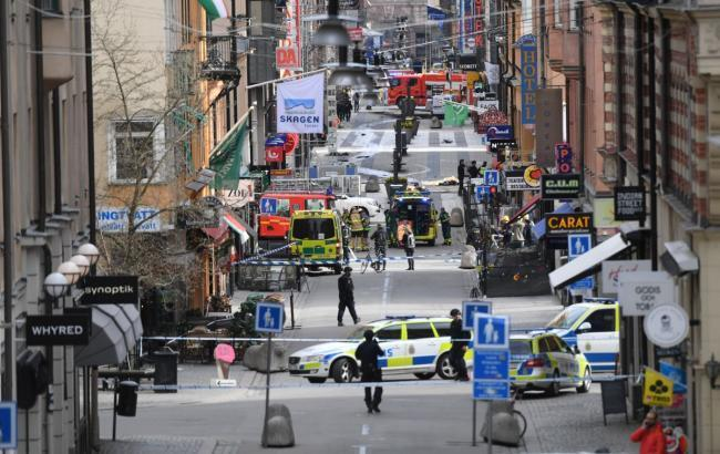 Схвачен еще один подозреваемый поделу отеракте вСтокгольме