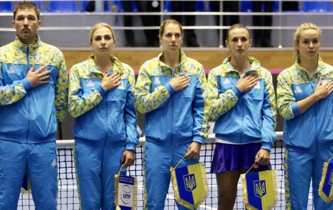 Кубок Федерации: Германия иУкраина объявили составы команд
