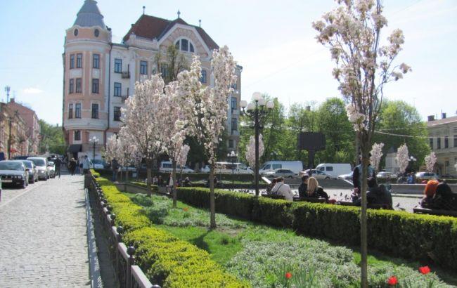 Фото: в Черновцах частично возобновили отопительный сезон