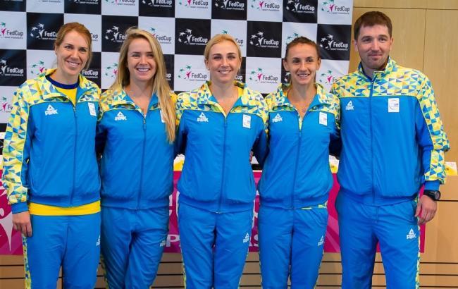 Фото: збірна України з тенісу