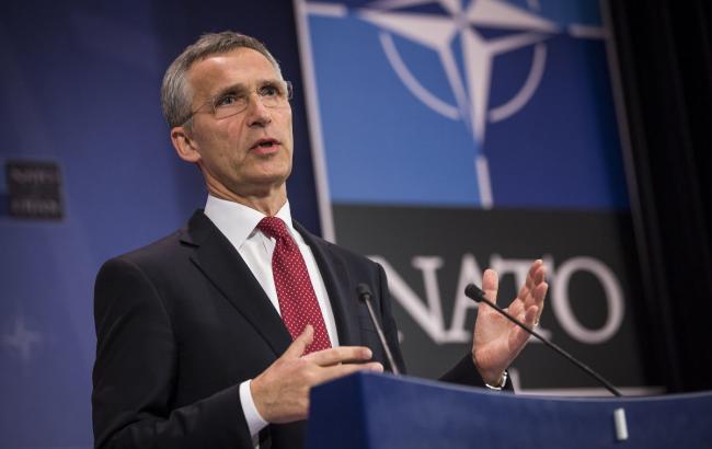 """Столтенберг виключає, що НАТО вступить у боротьбу з """"Ісламською державою"""""""