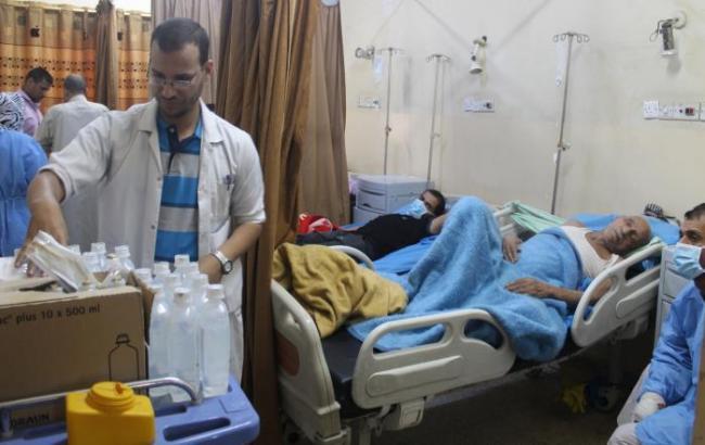 Фото: у Ємені введено надзвичайний стан через спалах холери
