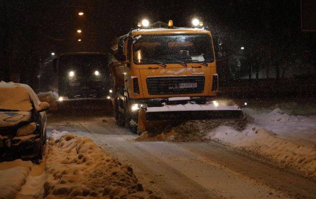 Влада Львова закликала працювати дистанційно в четвер через снігопади