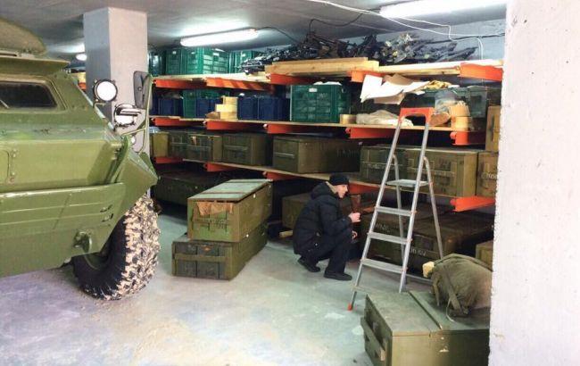Владельца магазина оружия под Киевом вызвали надопрос впрокуратуру