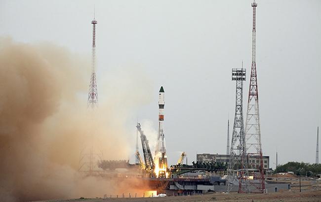 "Фото: запуск ракети (КЦ ""Южний""/ЦЕНКІ/РОСКОСМОС)"