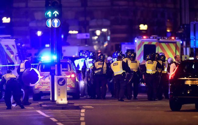 Теракти в Лондоні: кількість госпіталізованих зросла до 48 осіб