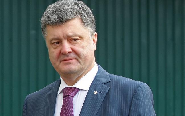 Фото: Петр Порошенко завтра едет в Харьков