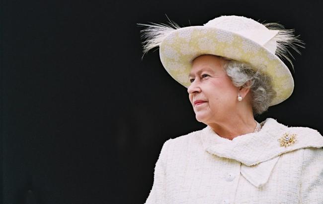 Фото: Королева Елизавета ІІ