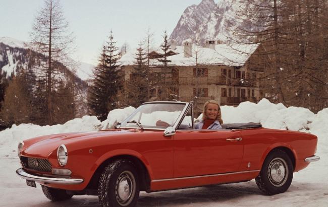Фото: Девушка в кабриолете (autoschrijver.com)