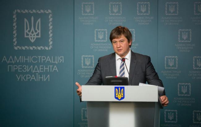 У резерви НБУ почалося перерахування траншу МВФ, - Данилюк
